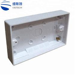 Helle elektrische Wand-Schalter-Einspritzung-Plastikform für Hauptgebrauch
