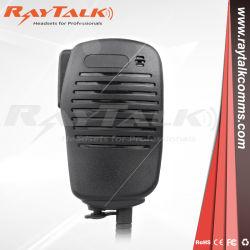 Leichtes Lautsprecher-Mikrofon für Motorola 2 Pin-Radios Dtr620