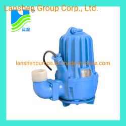 Dompelbare centrifugaalpompen voor riolering en Drainage