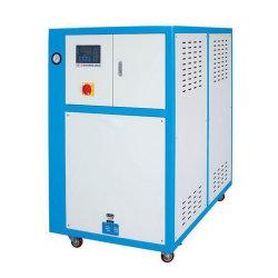 Attrezzatura di refrigerazione della macchina dello stampaggio ad iniezione con il sistema di controllo completamente automatico