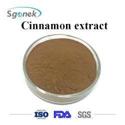 一等級の桂皮のエキスのシナモンオイルのエキスはバルクシナモンのエキスを機械で造る