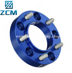 Shenzhen pequenas fim personalizado de precisão CNC rodando em aço inoxidável de usinagem/bronze/Titanium/Alumínio Espaçadores de Roda de Direção