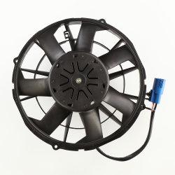 precio de fábrica DC sin escobillas de enfriador de aire del condensador Axial ventilador del motor para autos