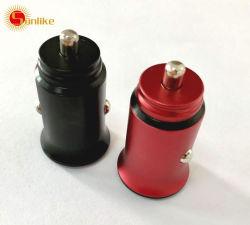 аксессуары для телефонов для мобильных ПК роскошь Alumimun металла, автомобильное зарядное устройство дополнительного телефона
