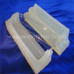 산업 부속품은 부속 실리콘 형 진공 주물 플라스틱 시제품을 주조했다