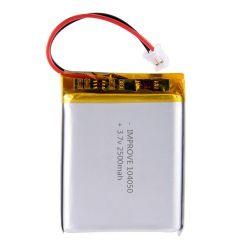104050 Batterie der Lithiumli-Plastik-Batterie-verbessern 3.7V 2500mAh Lipo