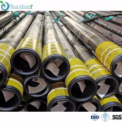 preço de fábrica API 5CT K55 N80 L80 N80Q P110 R95 C95 Tubo de tampa/tubo sem costura para serviço de campo de petróleo