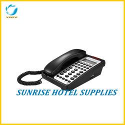 De Waterdichte Telefoons van Guestroom van het hotel met de Controle van cpu