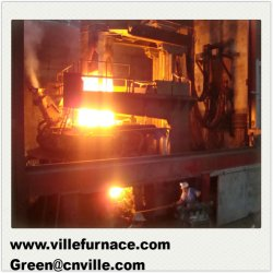 Vhx3t 3T Electrollg Furnace Electric Arc Furnace تكرير ضرير فورناس فورناس مغمورة