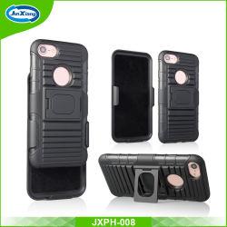 3 in 1 cassa ibrida per il coperchio combinato della custodia per armi del PC di iPhone 5s/Se/6/78 TPU per il telefono delle cellule di caso di iPhone 5/Se/6/7/8