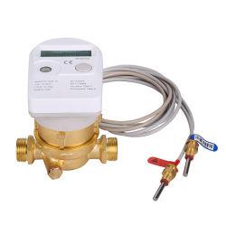 Jatos múltiplos destacável calor mecânica/Fluxômetro com M-Bus ou RS-485 ou Pulso para opção
