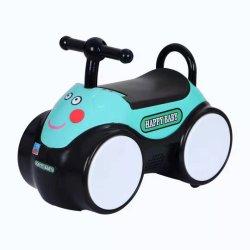 Venda por grosso de bebé para crianças carro giro empurre a alavanca Brinquedos Venda Quente Empurre o carro bebê brinquedos brinquedos para crianças passeio de carro