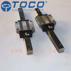 Guides linéaires motorisé de rails de guidage linéaire de pièces de transmission