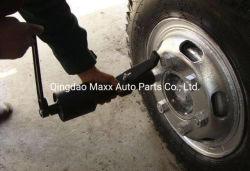 Chave dos pneus de veículos de economia de trabalho