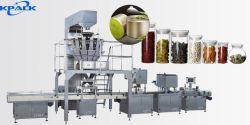 La Chine Snack fabricant de machines de production de gros de biscuits de bébé de mise en conserve la ligne de conditionnement