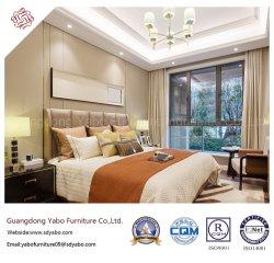 2019 mobilia moderna di lusso della camera da letto dell'hotel del tessuto della nuova stella di disegno 4 (YB-WS-35)