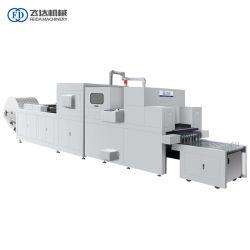 Fdq-970*640 de Automatische Scherpe Machine van de Matrijs van het Broodje van de Spaties van de Ventilators van het Diepe bord van het Document Flatbed met de Ontdoende van Machine van het Afval