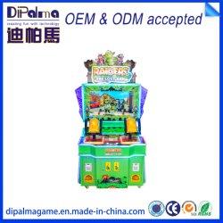 Pantalla LCD de 32 pulgadas Dipalma Raiders Bola de cañón dispara el juego de Arcade Machine