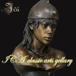 Qualitäts-wirkliche Frauen-Bronzen-Fehlschlag-Skulptur