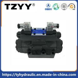 Yuken Dshg 03/04/06/10 antidéflagrante hydraulique série contrôlée de solénoïde de vanne directionnelle actionné par pilote ; la soupape à cartouche ; le régulateur de débit