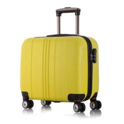 De nieuwe Producten vormen Trendy Populaire ABS Zak van de Cabine van de Bagage van het Karretje van de Zakken van de Reis Beste