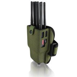 8 antennes Portable Mobile Cell Phone isolateur de signal de brouillage du signal GSM