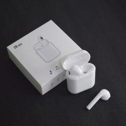 Großhandelsdrahtlose MiniI7s Bluetooth Doppelkopfhörer der Kopfhörer-I9 Tws Bluetooth der Kopfhörer-I9s mit aufladenkasten