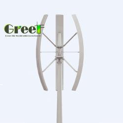 3KW Pequeno Gerador de turbina vertical para utilização em casa