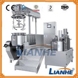 Срезной Homogenizer высокого вакуума с Косметического крема электродвигателя смешения воздушных потоков