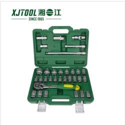 新式の手のハードウェアのツール32PCS 12.5mmのソケットの一定の自動車修理の自動車のツール