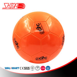 クラブ昇進のギフトとしてオレンジカラーサッカーボール