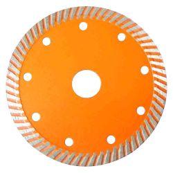105mm lame de scie circulaire d'onde de diamants Outil de coupe (JL-WDB)