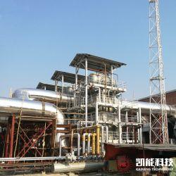 مجموعة مولدات HFO غلاية بخار التسخين المهدر 6.5t HRSG لـ توليد الطاقة