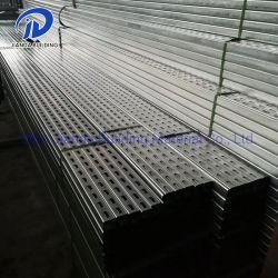 鉄骨構造の建物のための高力電流を通された鋼鉄母屋