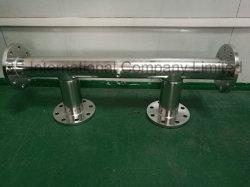 스테인리스 물 공급 시스템 (YZF- E596)를 위한 304/316의 플랜지가 붙은 다기관