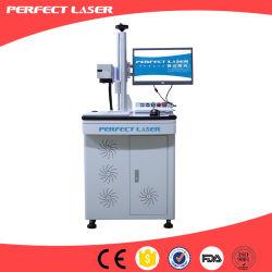 Höchste Geschwindigkeits-Metallfeder-Faser-Laser-Radierung auf Metall für Verkauf