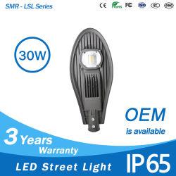 IP65는 알루미늄 30W 옥수수 속 Luminaire 가로등 LED를 방수 처리한다