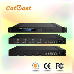 8 в 1 MPEG-4 H. 264 HD кодер с 8 HDMI выход на IP