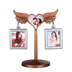 Sweet Angel Сублимация пустым Photo Frame украшения