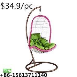 世帯項目振動卵の椅子を食事する屋外の家具のホームテラスの庭