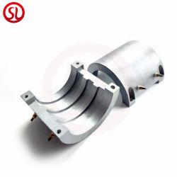 Elemento de calefacción industrial barril calentador de aluminio de fundición en