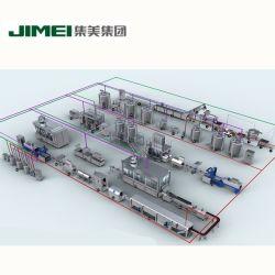 Linea di produzione del succo di frutta bevanda che fa macchina
