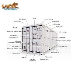 Marine ISO 20ft 40FT Conteneur d'expédition pièces de rechange