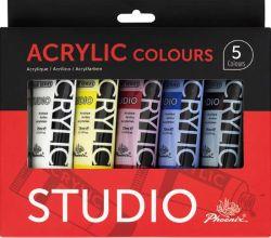 スタジオの多彩なアクリルペンキはセットする(12ml/22ml/75ml)