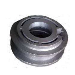 Densen Core OEM personalizado para la oruga de caucho de hierro fundición de hierro dúctil
