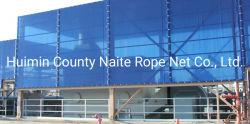 Qualität HDPE kundenspezifisches Gestell-Rückstand-Netz, Aufbau-Sicherheitsnetz