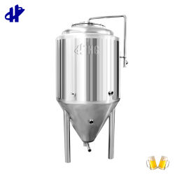Accueil Brew 300L fermenteur conique cylindre conique fermenteur de réservoir de bière 300L
