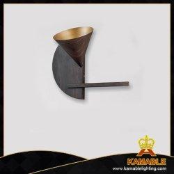 Lampada da parete di legno del metallo della decorazione del grano (KAW18-038)