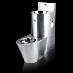 위생 상품 화장실 스테인리스 화장실이 스테인리스 형무소 세륨 Wc 화장실에 의하여 값을 매긴다