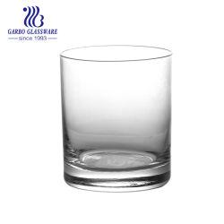 De opgeslagen 10oz Kop van het Glas van de Rots van het Kristal Loodvrije voor Wisky